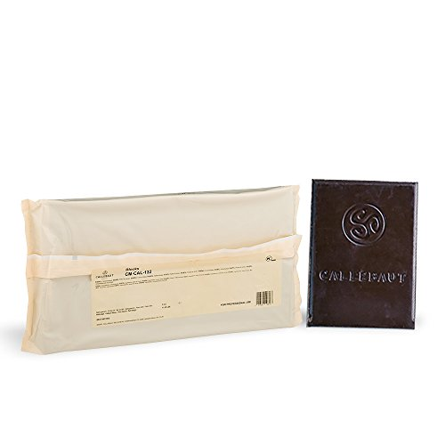 Callebaut Belgian Intense Dark Baking Unsweetened Chocolate, 100% Roasted Cocoa, 11 Lbs (5 Kg)