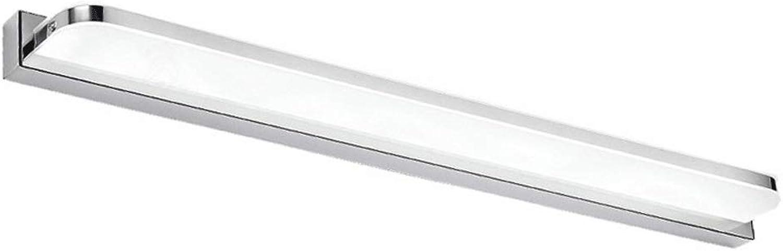 Minimalistische Moderne Scheinwerfer Spiegel Acryl Led