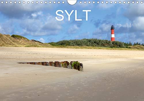 Sylt (Wandkalender 2021 DIN A4 quer)