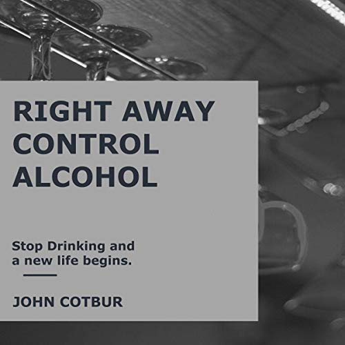 Right Away Control Alcohol cover art