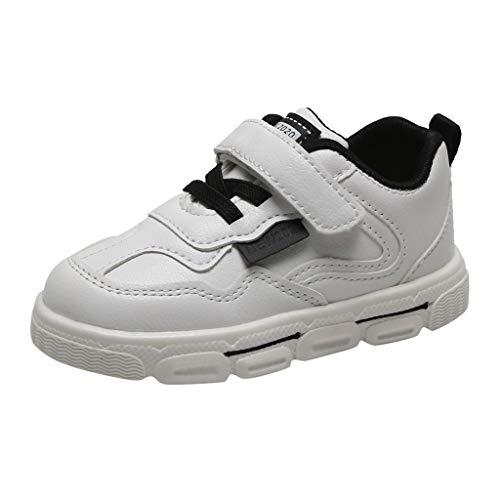 Unisex Baby Sneaker Mädchen Jungen Lauflernschuhe Schuhe Atmungsaktiv Outdoor rutschfeste Schuhe Sportschuhe Freizeitschuhe Weiche Sohle Krabbelschuhe