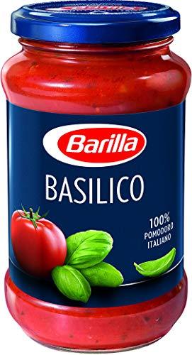 Barilla Pastasauce Basilico – Basilikum-Sauce 1 Glas, 400g