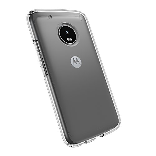 Speck Products Presidio Clear Cell Phone Case for MOTOROLA G5 PLUS - Clear