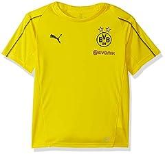 Puma Camiseta de Borussia Dortmund Sponsor Logo para Hombre