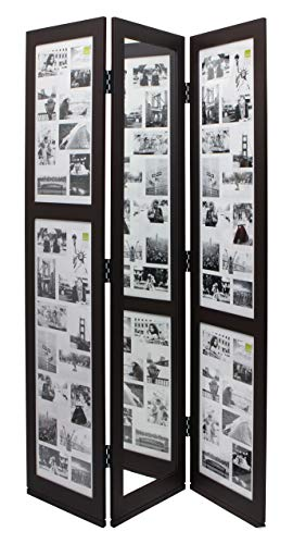 kieragrace Traditional collage-frames, Espresso
