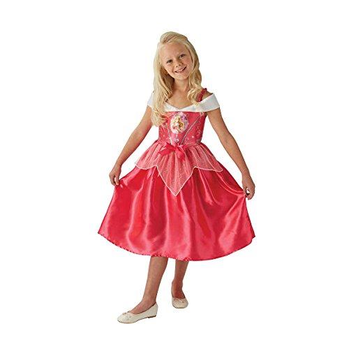 Rubies 's oficial de Disney princesa Aurora de la Bella Durmiente para niña