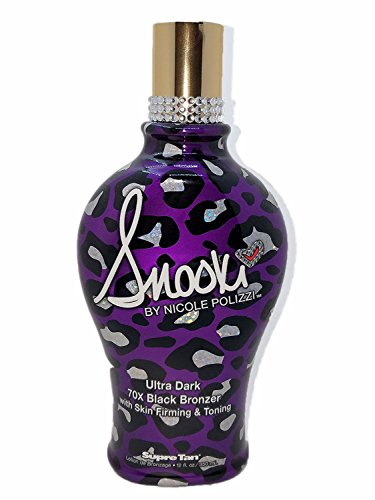 Supre - Snooki Ultra Dark 70X Black Bronzer w/ Skin Firm & Toning - 12 fl oz