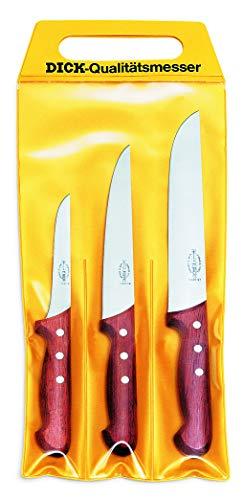 Dick Lot de 3 couteaux