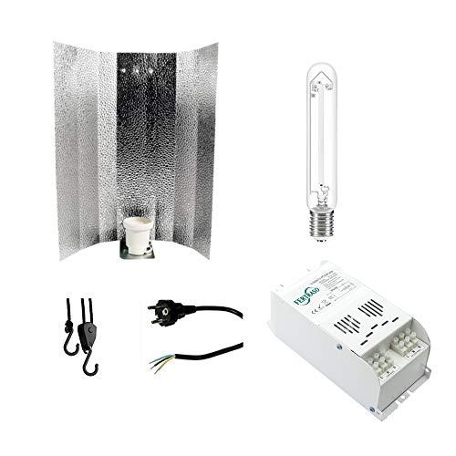 Beleuchtungs-Set Light Set Leuchtmittel 250W Dual Vorschaltgerät Grow