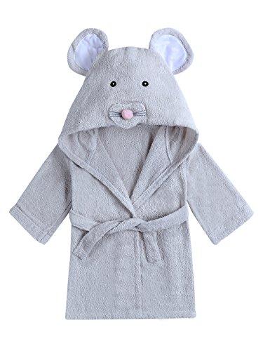 URBEAR Bambini Asciugamano Teli da bagno Con Cappuccio Animal Asciugamano Coperta Morbida di Balneazione Wrap