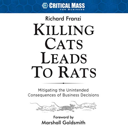 Killing Cats Leads to Rats audiobook cover art