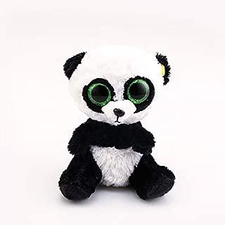MANGMOC Ty Beanie Boos Big Eyes Elephant Monkey Rabbit Fox Owl Unicorn Cat Ladybug Cute Animal Plush Toys Doll for Girl Gifts Must-Have The Favourite Comic Toddler Superhero