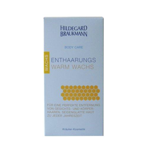 Hildegard Braukmann Body Care Entharungs Warm Wachs, 60 ml