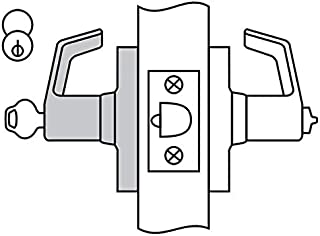 Corbin Russwin CL3351 NZD 626 60 KWY 0-BIT Cylindrical Lock