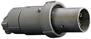 Appleton ACP1034CD Clamping Ring Plug, 100 Amp, 4 Pole, 3 Wire