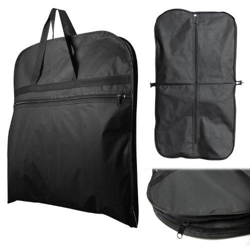 Hangerworld- Borsa Porta abiti da viaggio 112 cm con manici