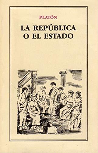LA REPÚBLICA: Obra clásica de PLATÓN