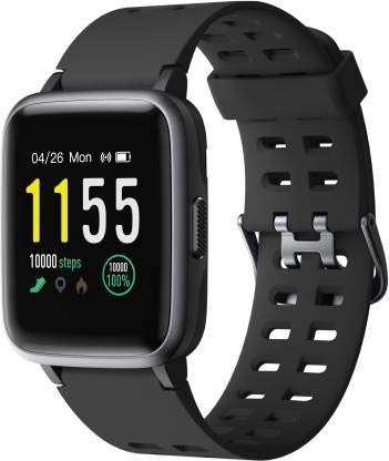 PLAYFIT SW75 Full Touch Smartwatch with 24-Hour...