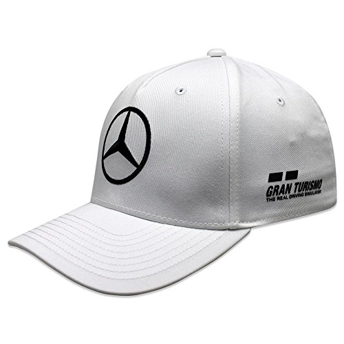 Mercedes AMG Petronas Lewis Hamilton Driver Cap white