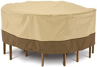 Home Decorators Collection Veranda Table/Chair Set Cover, Tall, PBBL Earth BARK