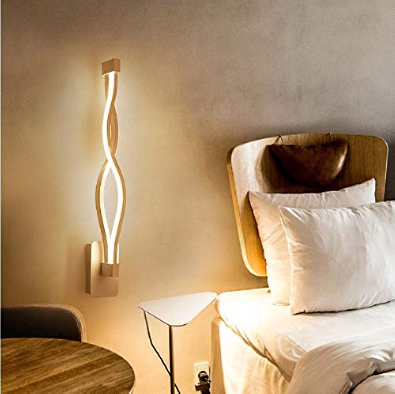 Wandleuchte Fixture AC220V Acryl Wandmontierte Badezimmerbeleuchtung Nachttischlampe