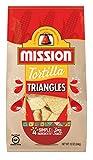 Mission Triangles Tortilla Chips, Gluten Free, Restaurant Style Corn Tortilla Chips, 13 oz
