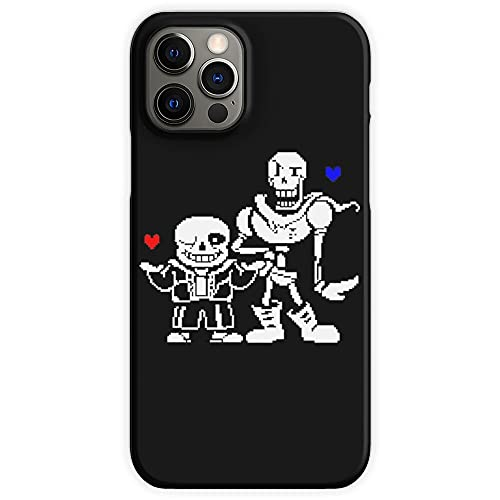 Undertale - Phone Case for All of iPhone 12, iPhone 11, iPhone 11 Pro, iPhone Xr, iPhone 7/8 / Se 2020 - Customize