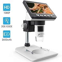 LCD Digitales Mikroskop