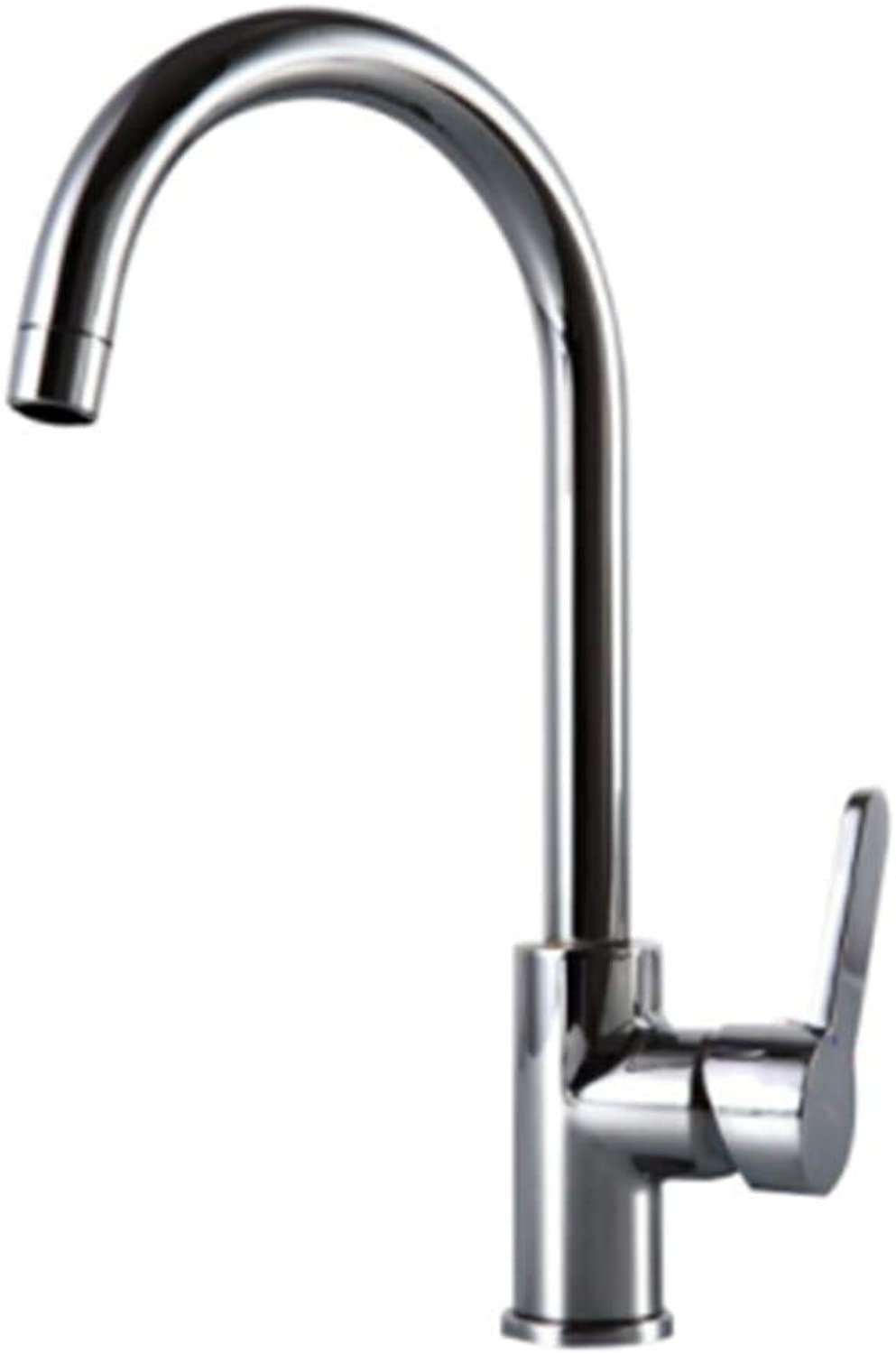 Kitchen Taps Faucet Modern Kitchen Sink Taps Stainless Steelkitchen Faucet Faucet Kitchen Kitchen Hot and Cold Water Faucet Can redate Washing Vegetable Basin Faucet.