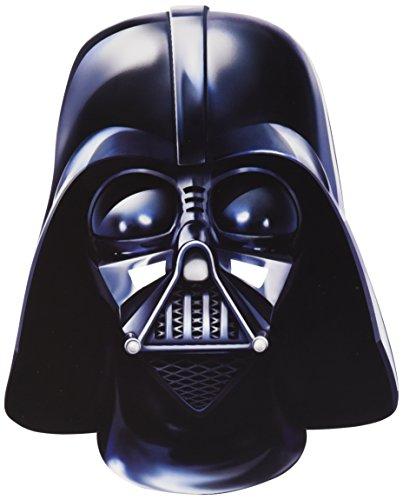 Rubie's Rubie's-32413 Star Wars Maschera Darth Vader Tutti, Black, Taglia unica, 32413