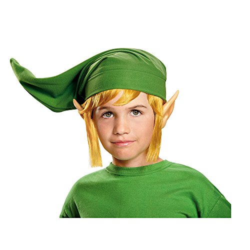 Legend of Zelda Link Deluxe Child Costume Kit One Size