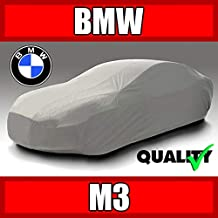 autopartsmarket Compatible Ultimate Waterproof Custom-Fit Car Cover Replacement BMW M3 2015 2016 2017 2018