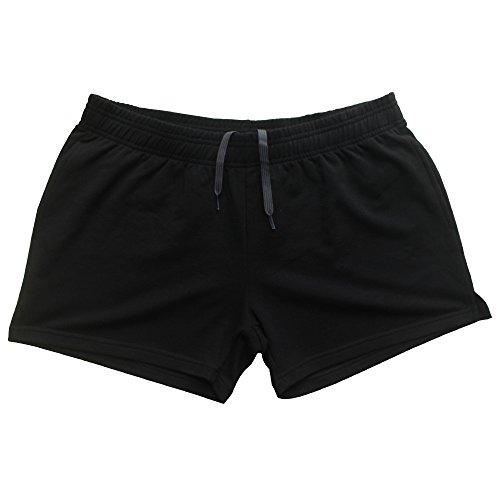 Alivebody Herren Kurze Sporthose Bodybuilding Shorts 3