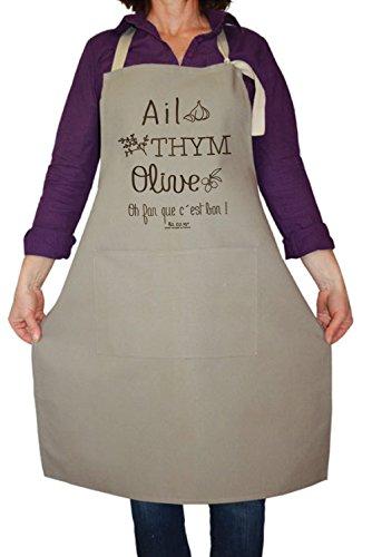 Tablier De Cuisine Femme Provence