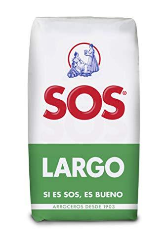 SOS - Arroz Largo, 1 kg