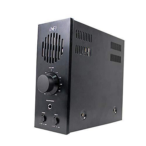INFI Audio 6N3 Tube Class AB Headphone Amplifier 60W Hybrid Desktop Speaker Amp Amplifiers Electronics Features