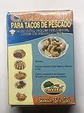 Ensenada Baja fish taco style batter mix 3 pack