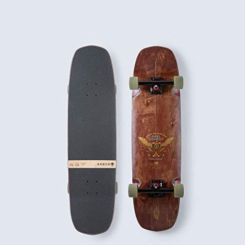 Arbor Crosscut Axel Serrat Pro Skateboard, 86,4 cm