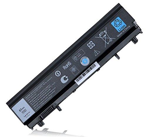 Bull 11.1V 65Wh New Laptop Battery for Dell Latitude E5540 E5440 VV0NF 0K8HC 1N9C0 CXF66 WGCW6 0M7T5F F49WX NVWGM-12 Months Warranty