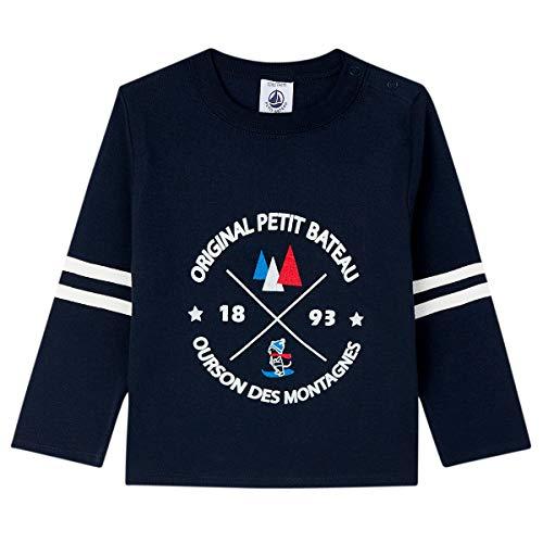 Baby-T-Shirt für Jungen, Smoking, 12-18 Monate