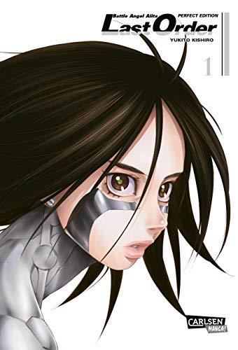 Battle Angel Alita - Last Order - Perfect Edition 1: Kultiger Cyberpunk-Action-Manga in hochwertiger Neuausgabe
