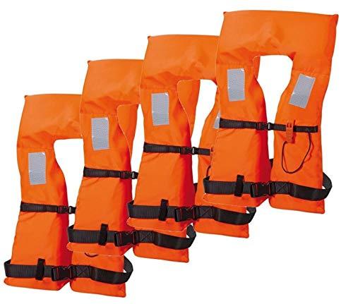 bootsshop in Bad Ischl Schwimmweste Rettungsweste Marinepool Vento 100 N -4er Pack