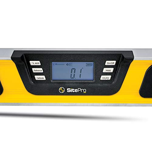 SitePro DL48 Digital Box Level, 48