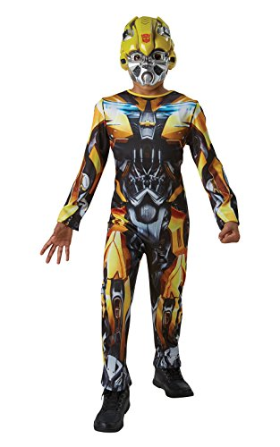 Rubie' s ufficiale Transformers l' ultimo cavaliere Bumblebee Childs costume
