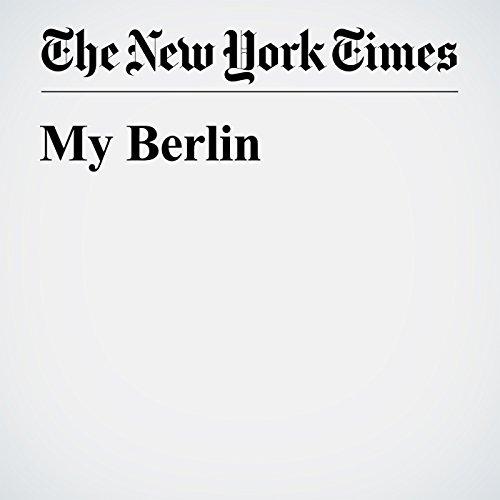 My Berlin audiobook cover art