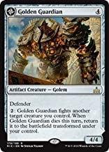 Golden Guardian // Gold-Forge Garrison - Foil - Rivals of Ixalan