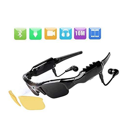 Nacht bot bluetooth bril Bluetooth zonnebril, multifunctionele draadloze Night Vision gepolariseerde zonnebril, Bluetooth zonnebril die kunnen de telefoon beantwoorden en naar muziek luisteren