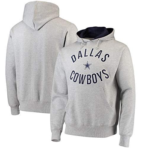 NFL Football Hoody Sweater Dallas Cowboys Kaputzenpullover Welch Championship Hoodie (M)