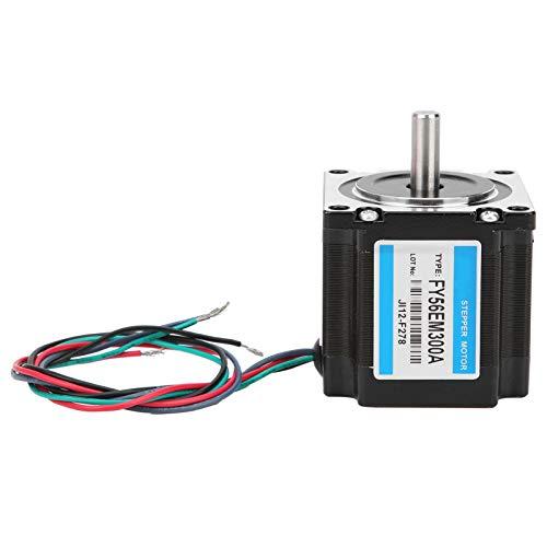 Motor eléctrico de 2 fases NEMA 23 M de gran potencia FY56EM300A Motor paso a paso para soportes de exhibición para autos de juguete para máquinas expendedoras