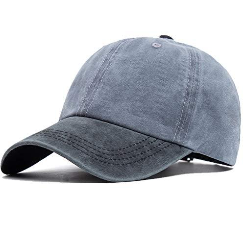 CheChury Casual Gorra de Béisbol Unisex Ajustable Gorra Deportiva Bloque de Color Hip Hop Hat Sombrero de Deportes al Aire Libre